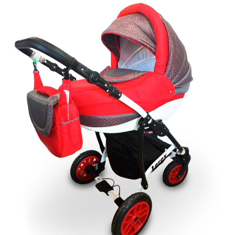 "Baby Stroller 2 in 1 ""Lorex"""