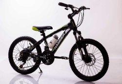 Велосипед HAMMER-20  Black-Green