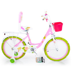 Велосипед 18-ROSES Pink