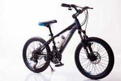 Велосипед HAMMER-20  Black-Blue