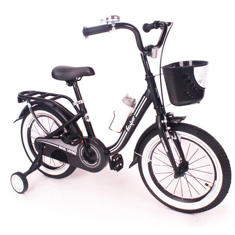"""Bike """"CASPER-16"""" Black"""