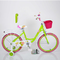 Велосипед 20-ROSES Green