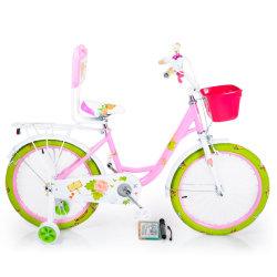 """Велосипед """"20-ROSES"""" розовый"""