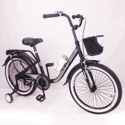 "Велосипед ""CASPER-20"" Black"