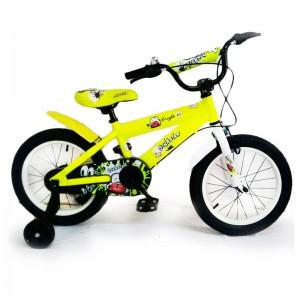 Детский Велосипед 16 N-300 Желтый