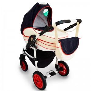 Детская коляска 2 в 1 Baby Marlen