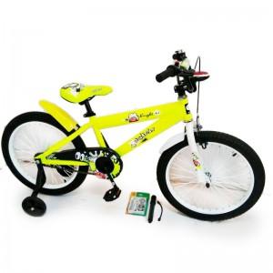 Дитячий велосипед 20 N-300 жовтий