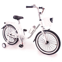 "Велосипед ""CASPER-20"" White"