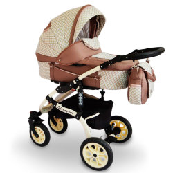 Baby Stroller 2 in 1 Sherry Lux