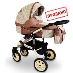 Детская коляска 2 в 1 Sherry Lux