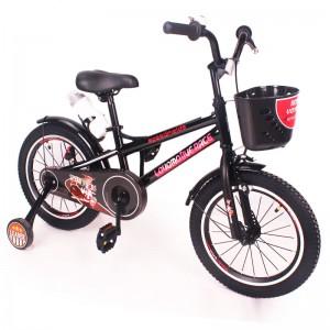 "Велосипед ""SPEED FIEIDS-16"" Black"