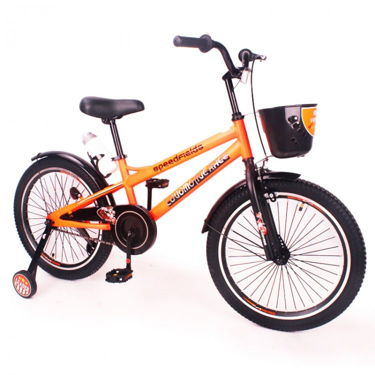 """Велосипед """"ZEBR CROSSING-20"""" помаранчевий"""