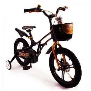 Детский Велосипед 16-GALAXY Violet  Магниевая рама (Magnesium)