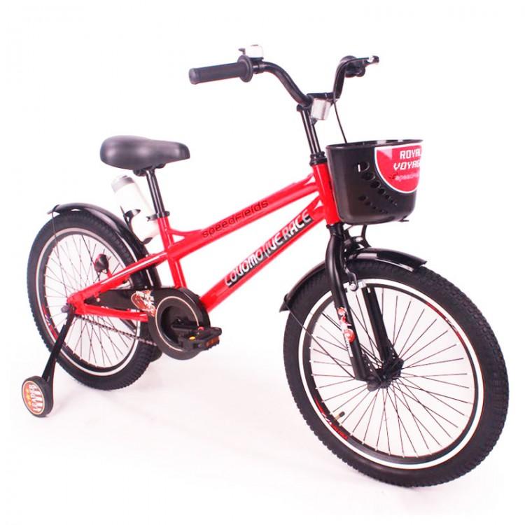 """Велосипед """"ZEBR CROSSING-20"""" червоний"""