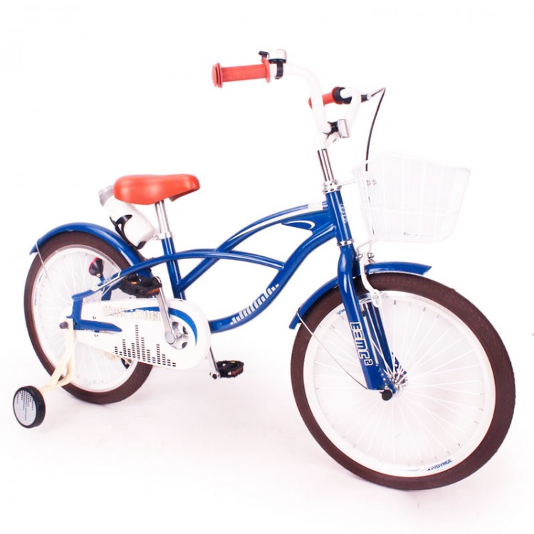 "Велосипед ""STRAIGHT A STUDENT Студент-20"" синій"
