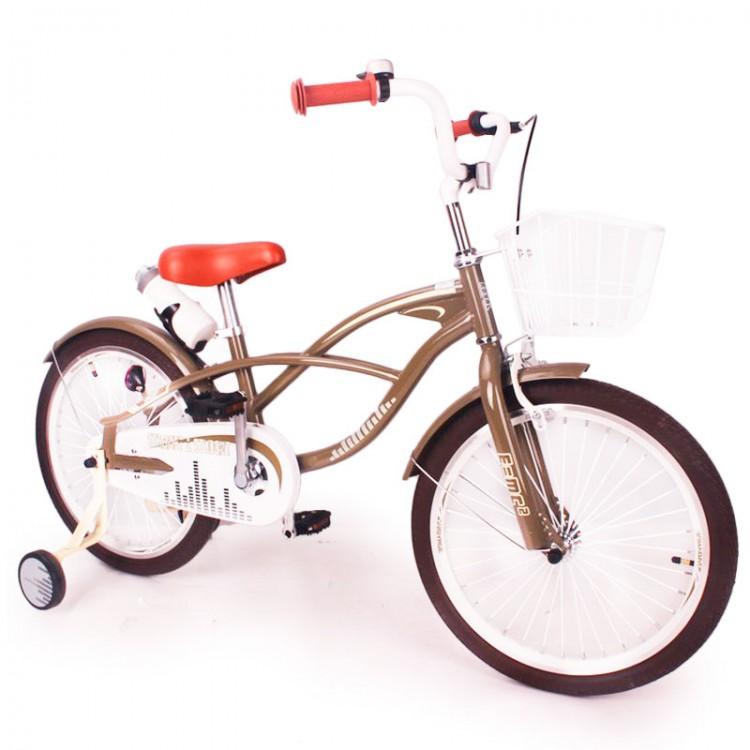 "Велосипед ""STRAIGHT A STUDENT-20"" Bronze"
