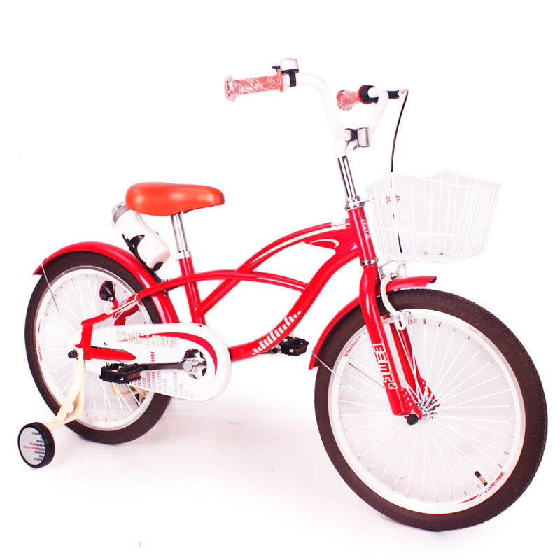 """Bike """"STRAIGHT A STUDENT-20"""" Red"""