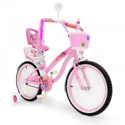 Детский Велосипед с корзинкой  JASMINE 20 дюймов