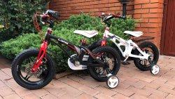 """Велосипед """"MARS-16"""" Black от 5 лет"""