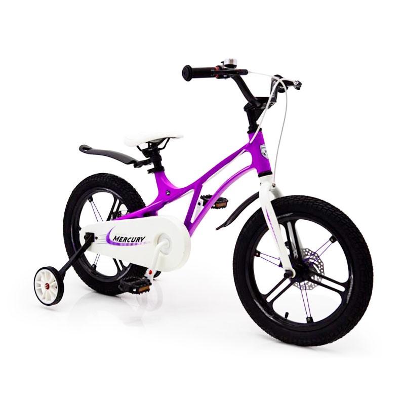 Children's Bike 14-MERCURY Magnesium Frame Violet