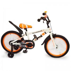 Велосипед Barcelona 12 дюймов Оранжевый
