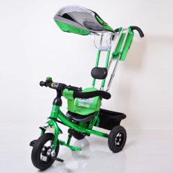 Велосипед Lex-007 (10/8 AIR wheels) Green