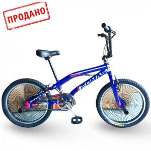 Велосипедні Fomas F-200 Blue (Фомас)