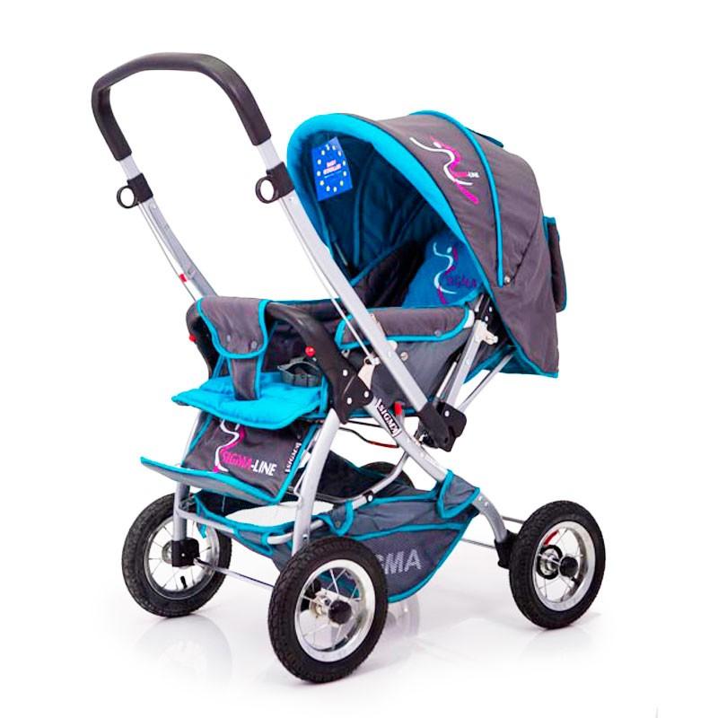 Baby Stroller Sigma H-538AF (inflatable wheels)