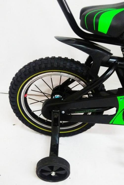 """Дитячий Велосипед з ручкою """"HAMMER-14"""" S500"""