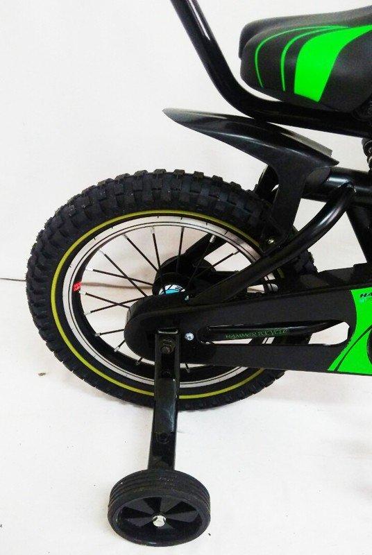 """Детский Велосипед с ручкой """"HAMMER-14"""" S500"""