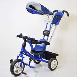 Велосипед Lex-007 (10/8 EVA wheels) Blue
