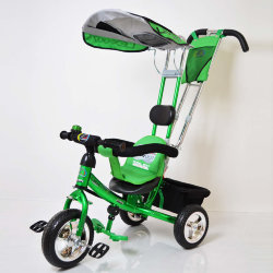 Велосипед Lex-007 (10/8 EVA wheels) Green