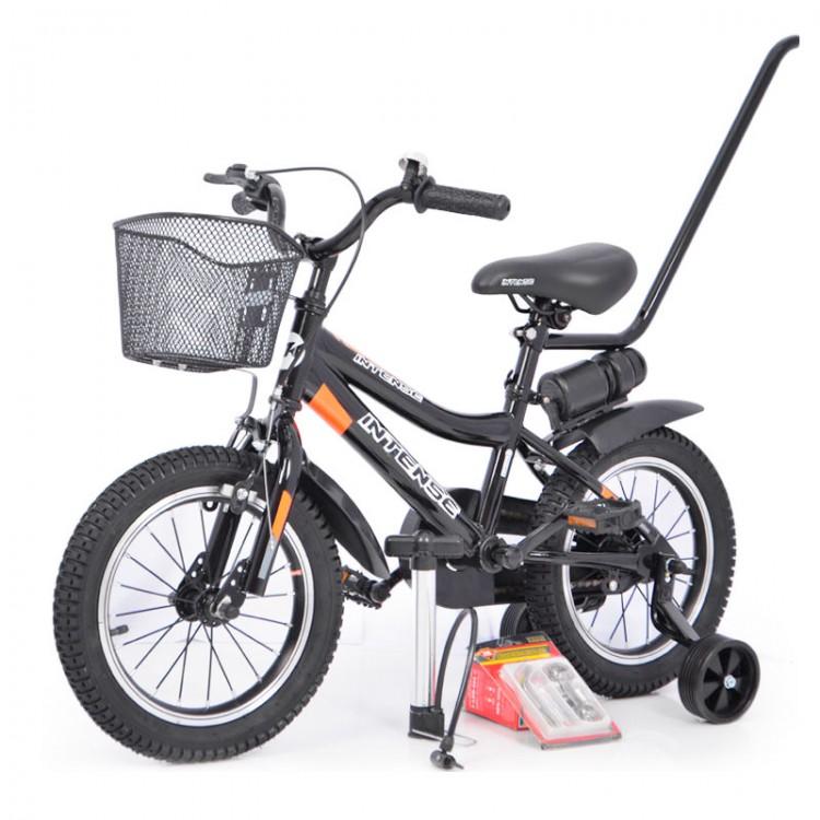 """Велосипед дитячий INTENSE 14 """"N-200 Чорний"""