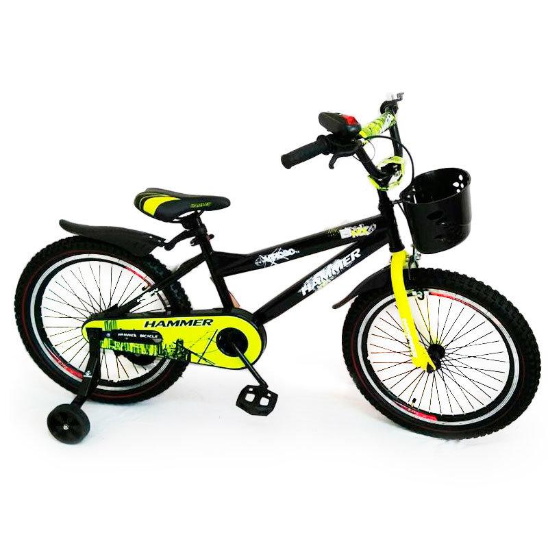 "Велосипед ""ХАМЕР-20"" S600"