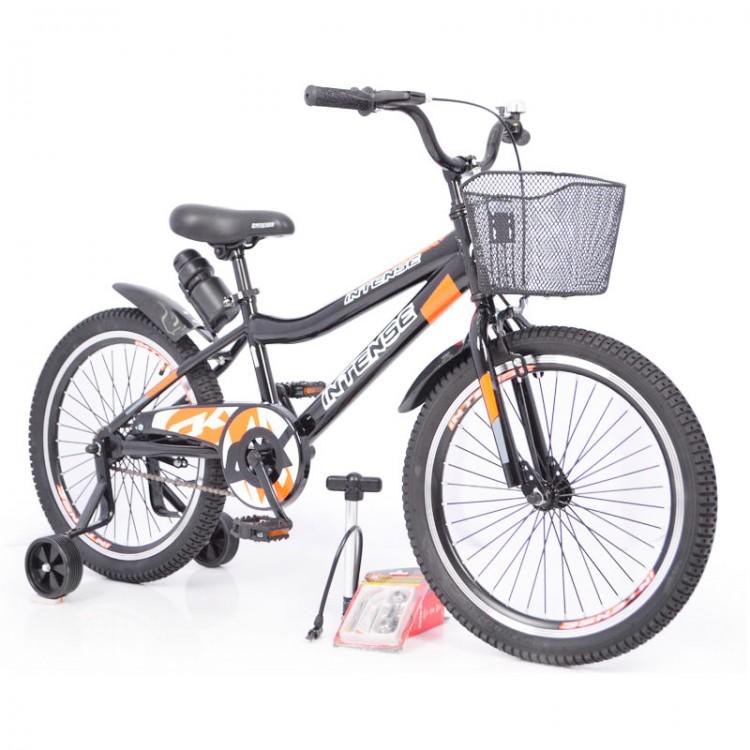 """Велосипед INTENSE  20 """"N-200 Чорний"""