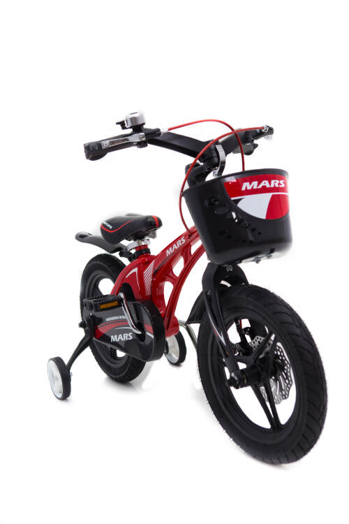 """Велосипед дитячий """"Марс-14"""" червоний  з 4 років"""