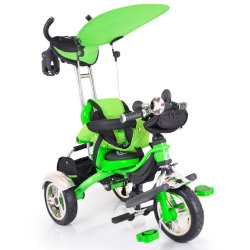 Bicycle Tri-wheeled Lexus-Trike LX-570 Green