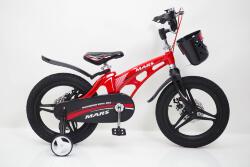 """Детский Велосипед """"MARS-16"""" красный от 5 лет"""