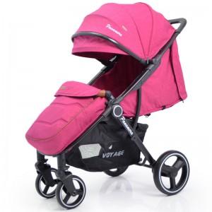 Дитяча коляска Panamera C689 рожевий