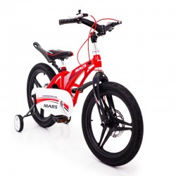 """Детский Велосипед """"MARS-18"""" красный от 6 лет 1"""