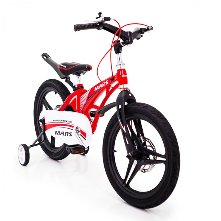"""Дитячій Велосипед """"Марс-18"""" червоний від 6 років"""